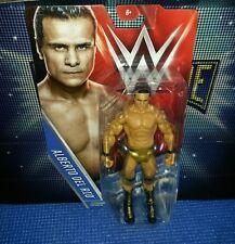 Alberto Del Rio - Basic Series 66 - New Boxed WWE Mattel Wrestling Figure