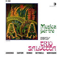 Trio Salvetta - Musica per tre (1969)