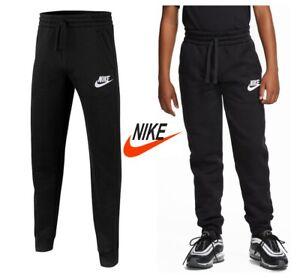 Nike-Boys-Tracksuit-Bottoms-Sportswear-Kids-Joggers-Sweatpants-Fleece-Trouser