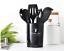 miniatura 4 - Set Utensili da Cucina in Silicone con porta utensili antiaderente high temper