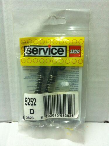 Lego Technic Service 5252 AMMORTIZZATORI GRANDI MIB 1989