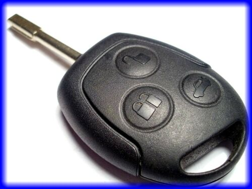 FIESTA FUSION GENUINE FORD 3 BUTTON KEY FOB REMOTE for TRANSIT CONNECT
