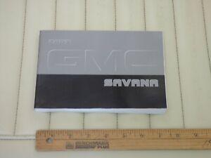 2003-GMC-Savana-Van-Owner-039-s-Manual