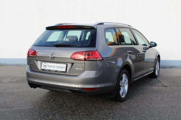 VW Golf VII 1,4 TSi 140 Highline Variant BMT - billede 1