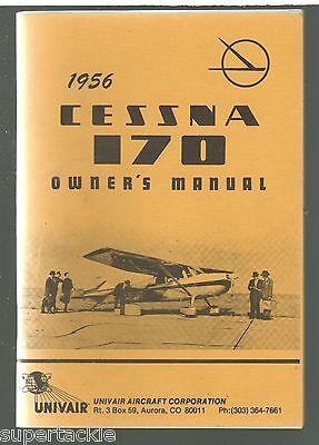 1956 cessna 180 parts manual