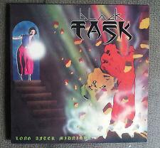 BLACK TASK - Long After Midnight LP (Axekiller, 1986) *Rare OOP Heavy Metal
