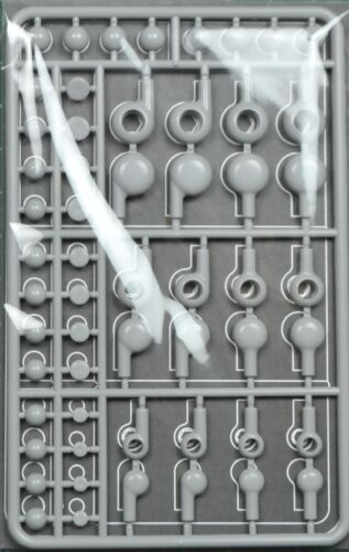 Ball Joint 6 packs set Gray J/_019