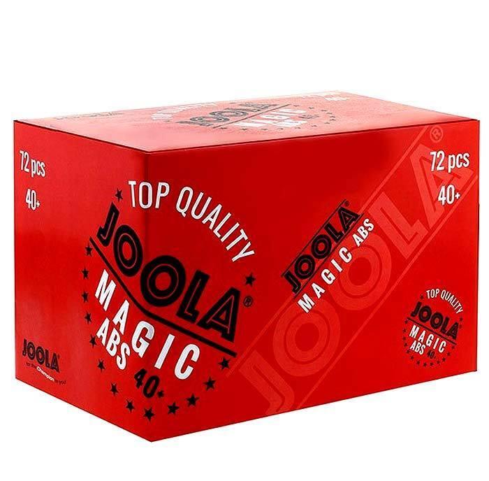 Trainings Tischtennisbälle JOOLA JOOLA JOOLA MAGIC 40+   ABS Ball in Besteer Qualität   NEU adea4d