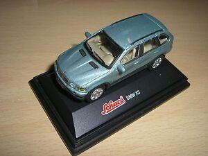 Schuco-BMW-X-5-Antiguos-Schuco-Serie-1-72