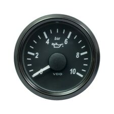 "VDO Cockpit International Engine Oil Pressure Gauge 52mm 2/"" 5bar 350-030-003G"