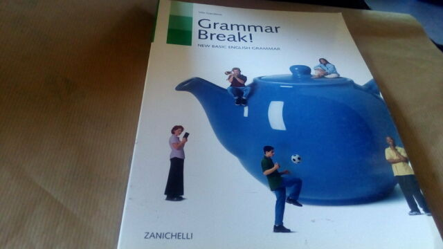 GRAMMAR BREAK! basic English grammar  / Vito Giacalone / 8808091074