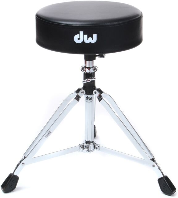 DW 3000 Series DWCP3100 Drum Throne FREE U.S. Shipping DW Drums Seat Drummer