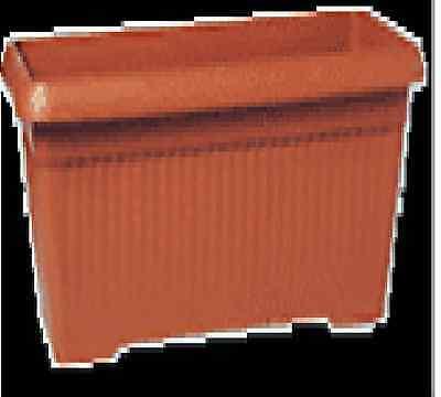 VASO similcotto d 30 x h 23  volume  lt 9.5 colori terracott foto conf. n.5