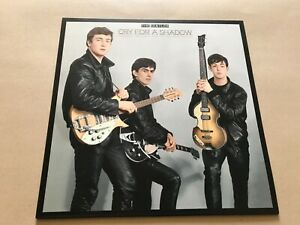 THE-BEATLES-CRY-FOR-A-SHADOW-12-034-VINYL-LP-RED-LTD-MINT-NEW-rare