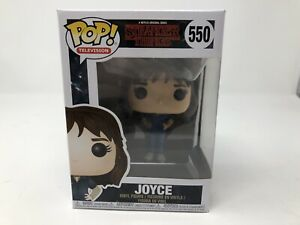 Funko-POP Television Stranger Things S3-Joyce #550