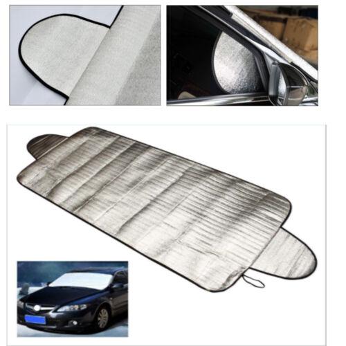 AUTO protezione solare disco frontale copertura sonennblende protezione al calore 200*70 cm