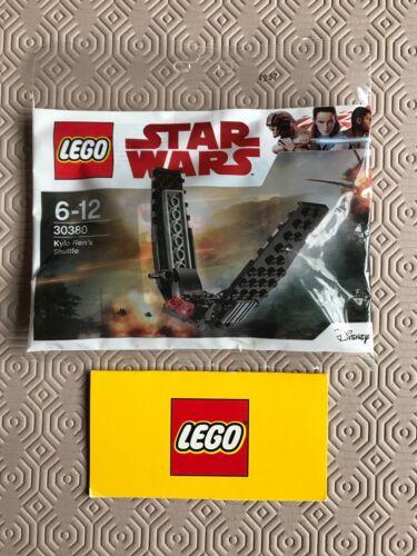 Lego Star Wars 30380 Kylo REN/'s Shuttle Brand New Sealed Polybag