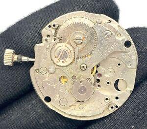 Seiko-Cal-7009-A-Main-Manuel-Vintage-27-3-mm-Pas-Fonctionne-pour-Pieces