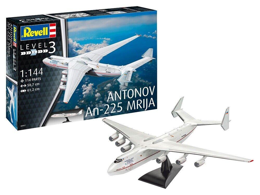 Revel 04957 - 1 144 Antonov AN-225 Mrija - nuovo