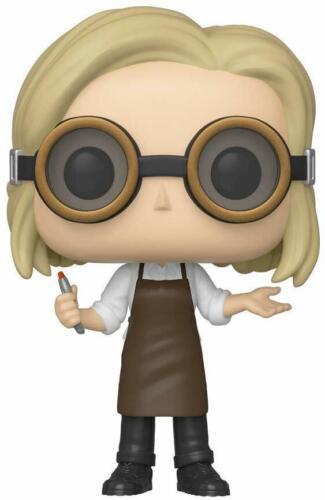 Funko Pop TV-Doctor Who 13th docteur avec lunettes Figure