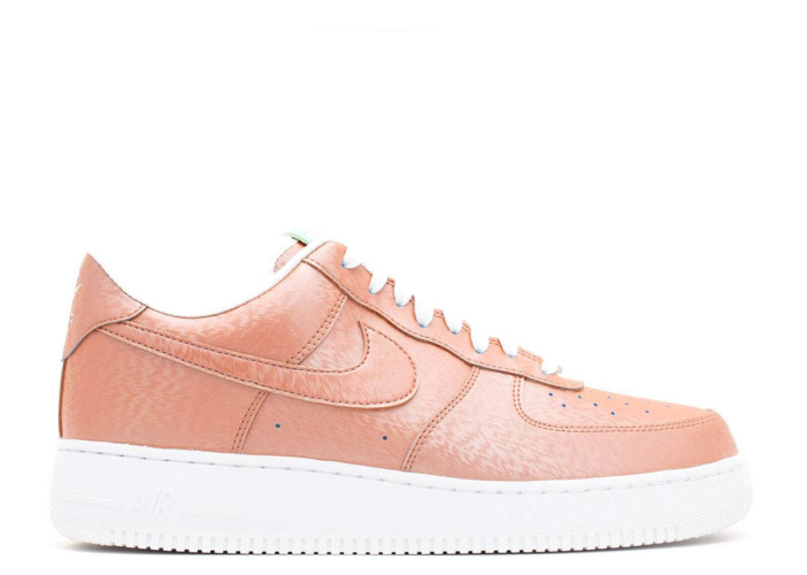 New Nike Air Force 1'07 LV8 QS in Rust Price reduction Seasonal clearance sale