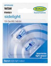Side Light Sportz Blue RW601 12V 5W RING Miniature Bulbs