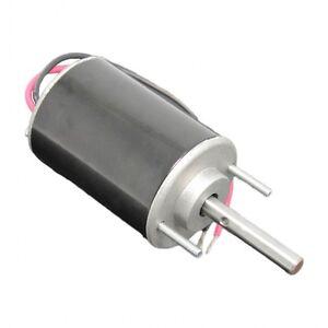 1PCS DC12V/3000RPM 24V/6000RPM 30W New Mini Magnetic High Speed Motor CW/CCW