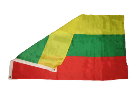 3x5 Lithuania Premium Quality Fade Resistant Flag 3/'x5/' Banner Grommets