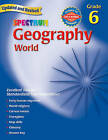 NEW Geography, Grade 6: The World (Spectrum) by Spectrum