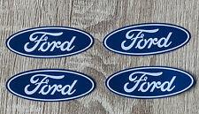 Ford Wheel Rim Center Cap Logo Logos Decal Emblem Sticker 25 X 1 Set Of 4