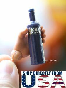1-12-Scale-Vodka-Bottle-Alcohol-Toy-For-12-034-Hot-Toys-Kumik-Phicen-Figure-U-S-A