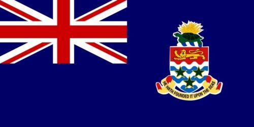 CAYMAN ISLANDS VINYL FLAG DECAL STICKER