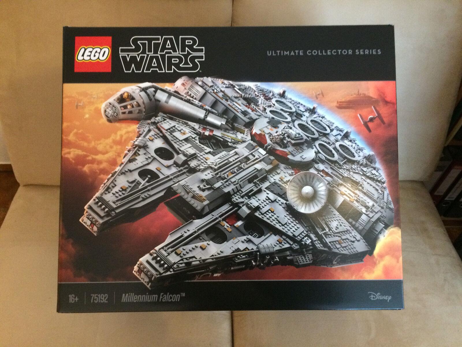 Falken Lego Ultimate 75192 Ucs Neu Collector Ungeöffnet Series rWBdCxeo