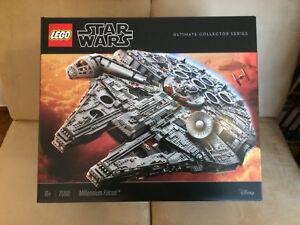 Série Lego Millennium Falcon 75192 Hawk Ucs Ultimate Collector, non ouvert Nouveau