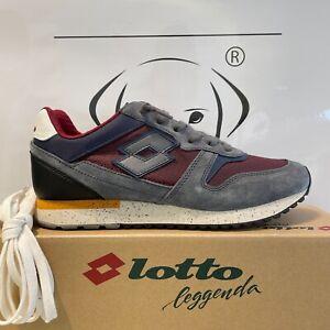 LOTTO LEGGENDA SNEAKER UOMO retail €130