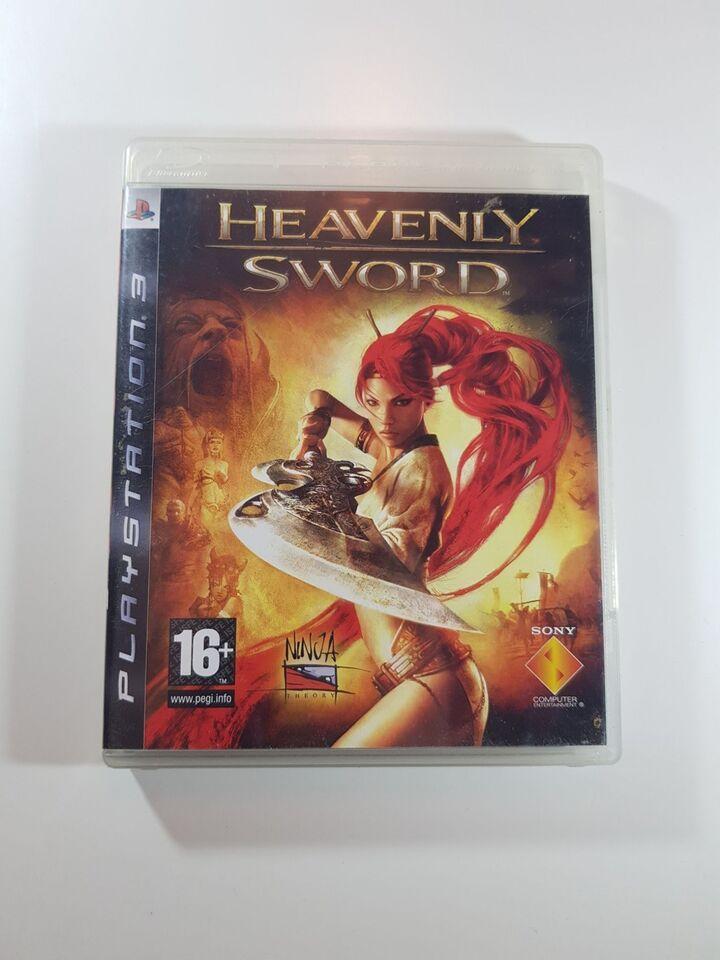 Heavenly Sword, PS3