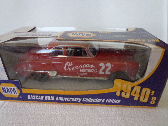 ACTION COLLECTIBLES LIMITED EDITION NAPA COLLECTORS EDITION 1940.S OLDSMOBILE