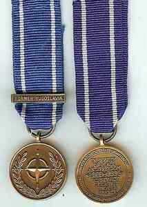 Miniature-Medal-Nato-Former-Yugoslavia