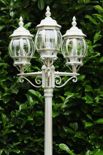 Candélabre classique Lampe sur pied Lampe de de de jardin Lampadaire extérieur 67904 6a65d2