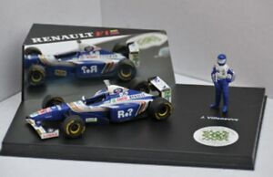 Onyx-282-295-7711-149112-X297-WILLIAMS-RENAULT-F1-modello-auto-J-VILLENEUVE-1-43rd