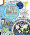 Tangled Travels: 52 Drawings to Finish and Color by Jane Monk (Paperback, 2016)