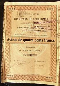 Rara-Action-400F-da-il-Suo-Dei-Tram-da-Gerardmer-Vosges