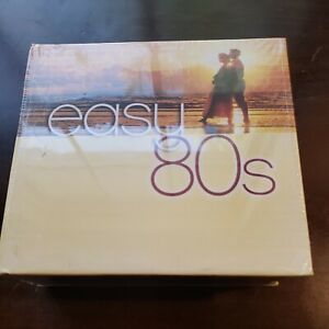 Time-Life-Easy-80s-10-CD-Box-Set-Various-Artists-150-Hits-Sealed-NEW