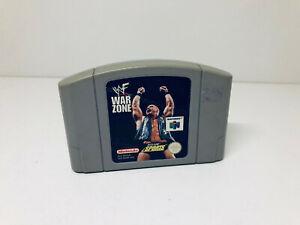 WWF Warzone para Nintendo 64/n64