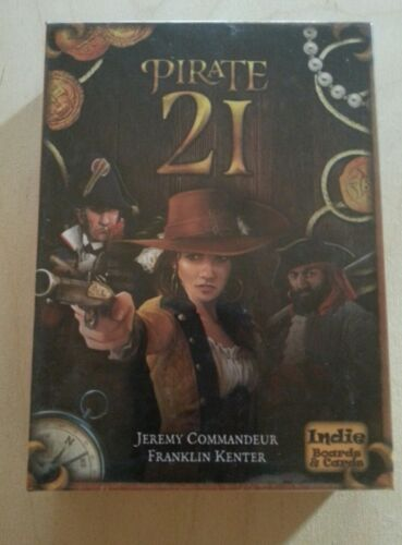 Pirate 21 Indie Boards and Cards IBCP21A