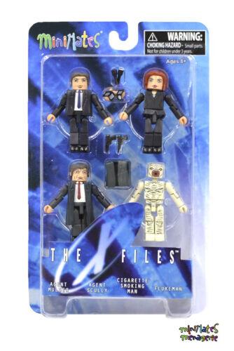 Classic X-Files Minimates Series 1 Box Set