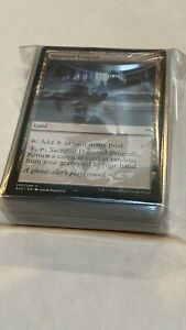 EDH-lot-of-63-LAND-Cards-Magic-the-Gathering-MTG-Commander-Deck-NM-M-Mint-C-UN