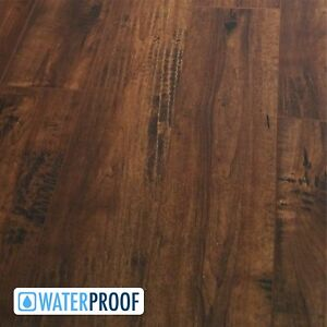 Image Is Loading Gorgeous Durable Waterproof Click Vinyl Top Flooring By