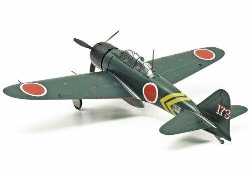 Model Kit NEW ZEKE TAMIYA 1//72 Mitsubishi A6M3//A6M3a Zero Fighter Model 22