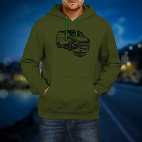 For HA Volkswagen T5-T6 2016 Premium Van Art Men's Hoodie Or Sweatshirt